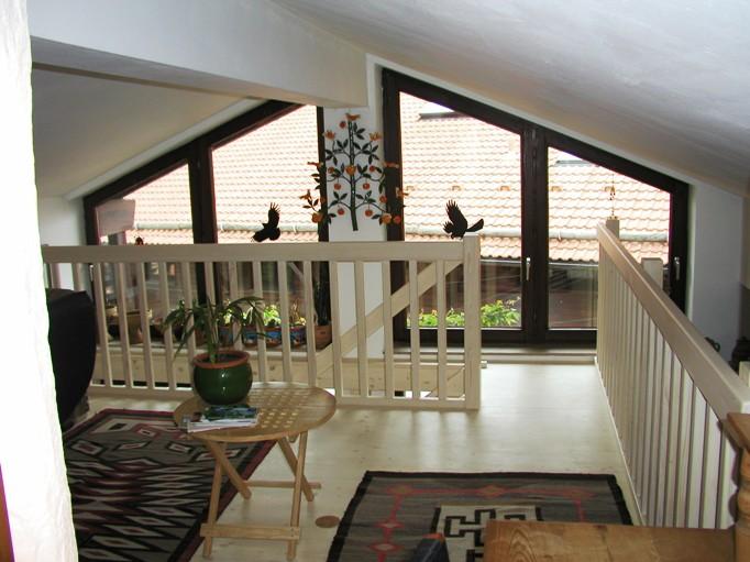 fischer wohnkultur galerien treppen leitern stege. Black Bedroom Furniture Sets. Home Design Ideas